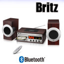 BZ-TM990 진공관 오디오 / 블루투스 CD USB Optical
