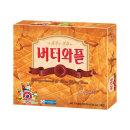 버터와플316g 大(12봉입)1곽 쿠키 과자 간식