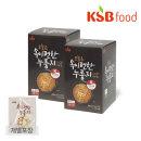 국산쌀전통식품/KSB속이편한 누룽지(300g(60g5입)x2P)