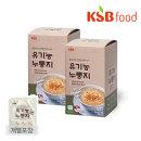 국산쌀유기농인증/KSB유기농 누룽지(250g(50g5입)x2P)