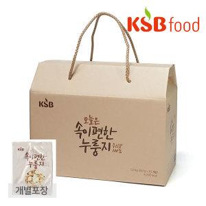 국산쌀/KSB 속이 편한 누룽지 세트(1.2kg(60g20봉입))