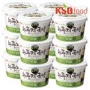 국산쌀/KSB 즉석 누룽지 미역 국밥 (77.5g x 12P)