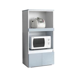 전자레인지 밥통 주방용품 인테리어 수납장 600x1200
