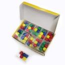 블럭공기 1갑(20개입)/블록 공기알 공기놀이 공기