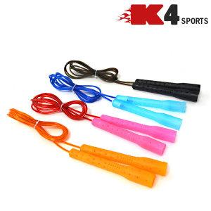 K4스포츠 K4-91 스피드 와이어 줄넘기 다이어트유산소