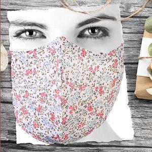 쿨 mesh 여름 면 마스크 황사 독감 패션 재사용 블랙
