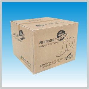 수마트라/300M 점보롤화장지 무형광 100%천연펄프16롤