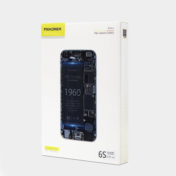 아이폰6 6S 7 8 플러스 배터리 자가수리 교체용