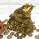 재물대왕 삼족두꺼비 세발두꺼비  삼족섬 삼족오