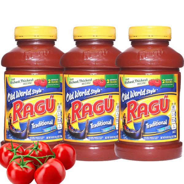 코스트코 라구 대용량 토마토 파스타 소스 1.27kg x 3