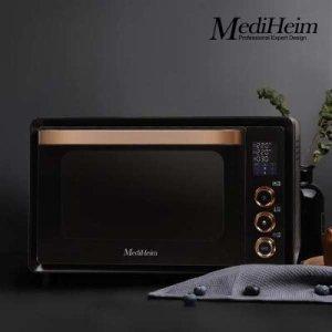 (현대Hmall)아트박스/메디하임 메디하임 38L 대용량 전기오븐 바베큐 제빵 컨벡션 DOV-C932