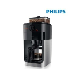 필립스  커피메이커 그라인드 앱 드립 HD7761/00