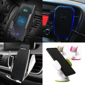 차량용 스마트폰 거치대 자동 센서 핸드폰 충전기