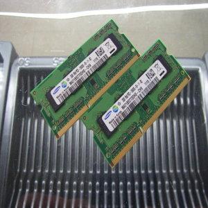 삼성전자 노트북용 DDR3 2GB PC3-10600S (PC3-1333)