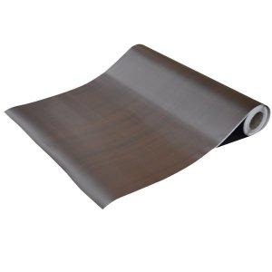 (홈시트24) 홈시트24 접착식 럭셔리무늬목시트지 우드시트지 TW-208 월넛무늬목 (폭)50m x (길이) 50cm