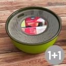 믹싱볼 채반 보관용기 3L (2개)