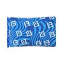 브런스윅 마이크로화이버 로고 그립쌕 블루 /볼링용품