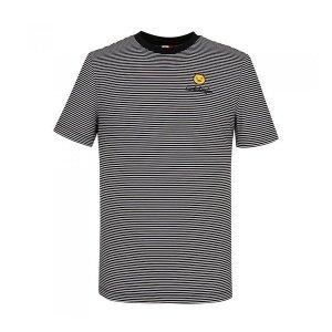 까스텔바작(아웃도어)  남성 스트레치 스트라이프 반팔 티셔츠 BG0MTS229