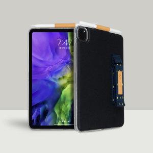 아이패드 프로 11 4세대 2020 블랙 핸드그립 케이스