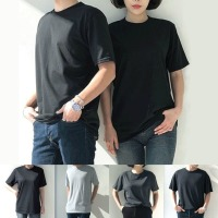 20수 라운드 반팔 티셔츠 단체티 오버핏 남녀공용