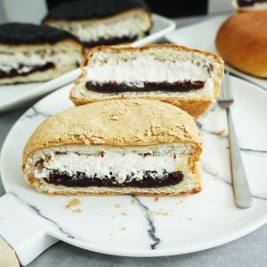 인절미 생크림빵 3개 전주맛집 소부당/당일제조