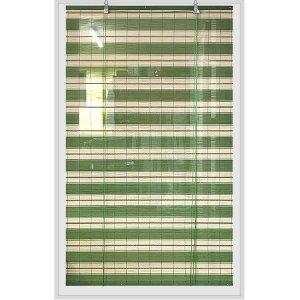 포인트그린 대나무발 120x150cm/현관문발 햇빛가리개