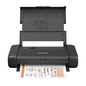 캐논 TR-150 잉크젯 프린터 외장 배터리 추가구매 가능