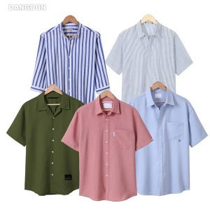 남자 여름 셔츠/바지/린넨바지_복수구매할인