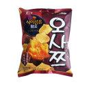 오사쯔120g 고구마 스낵 과자 간식