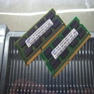 삼성전자 노트북용 DDR3 2GB PC3-8500S  (PC3-1066)