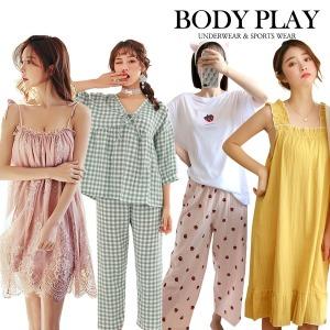 잠옷 파자마 홈웨어 슬립  커플잠옷 여성잠옷 여름