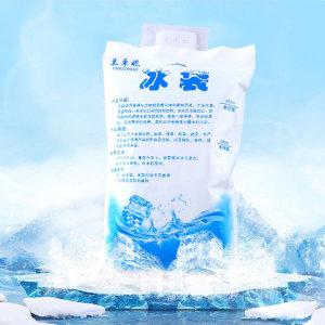 휴대용 미니 젤 아이스팩 반제품 캠핑용 여행용 200ml