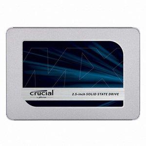 (정품) 마이크론 Crucial MX500 대원CTS (500GB) (당일출고/재고보유)