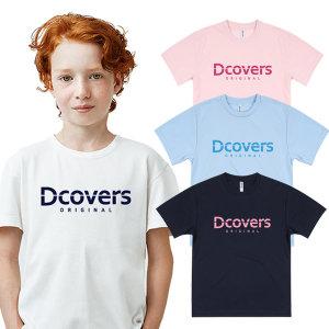 DCOVERS 키즈 아동티셔츠 반팔티 남아 여아 주니어 옷