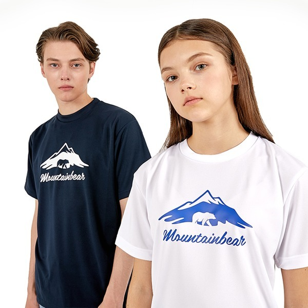 MOUNTAIN/마운틴/등산복/운동복/스포츠/티셔츠/반팔티
