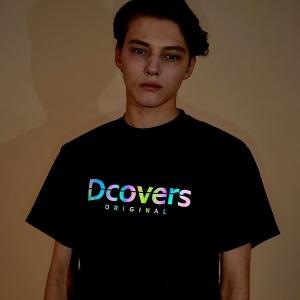 빛반사/디커버스/DCOVERS/티셔츠/반팔티/남자/여자/옷