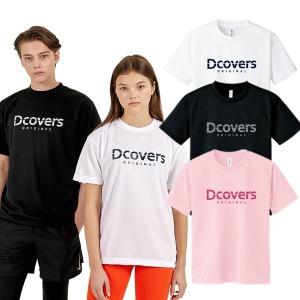 DCOVERS/디커버스/반팔티/티셔츠/여성/남자/빅사이즈