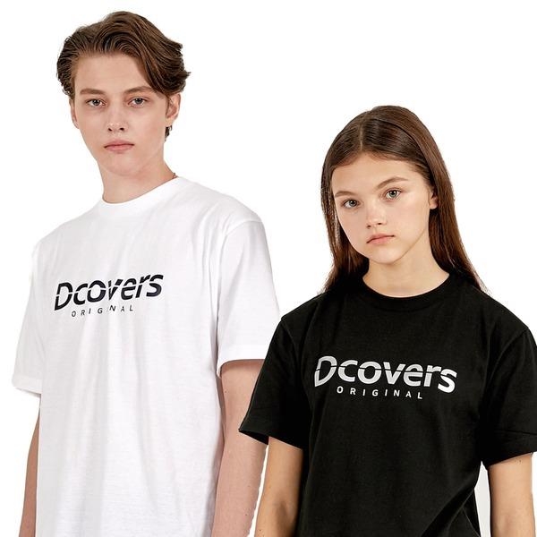 DCOVERS/디커버스/반팔티셔츠/면티/여성/남자빅사이즈