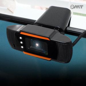 OMT HD 촬영 PC 화상카메라 웹캠 마이크 OWM-HAVIC