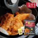 외갓집 케이준 통살 치킨텐더+소스 1.2kg
