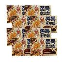 쫀득초코칩(5개입)90gX8곽 과자 간식 쿠키 청우