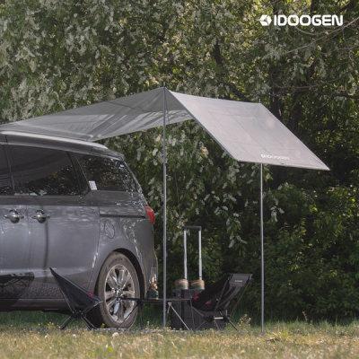 [패스트캠프] 아이두젠 차박용 경량 사이드 타프 텐트