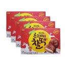 초코파이찰떡(5개입)107.5gX4곽 과자 간식 쿠키