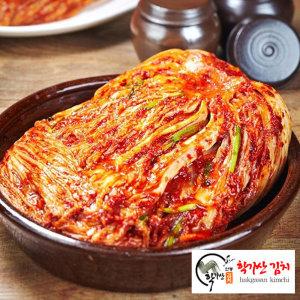 더자연  안동학가산김치 국내산 고랭지 포기김치 7kg