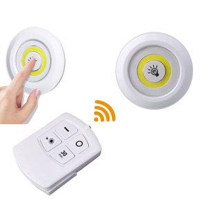 LED-1R LED 라이트 리모콘세트(무드등1개+무선리모콘)