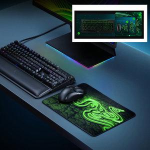 RAZ형광 게임데스크 컴퓨터노트북패드 마우스장패드