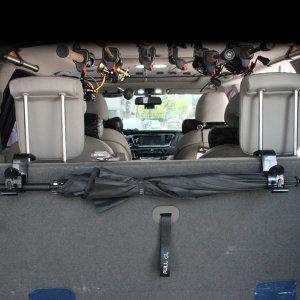 TKB 차량용 간편장착 우산걸이 (RV/SUV) 낱개 1개