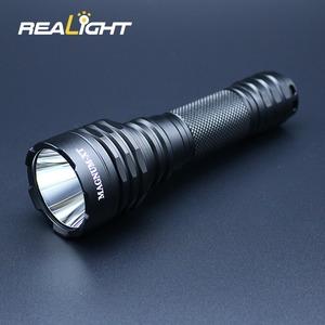 MAGNUM-XT 2500루멘 LED후레쉬 손전등 본체만 구매