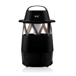 UV-LED 램프 포충기 해충 모기 퇴치기 모기훈증기 블랙