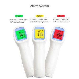 초고성능 코로나 대비용 IR 비접촉식체온계 적외선